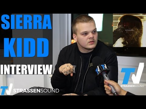 SIERRA KIDD Interview: Rap Ende, RAF, Shindy, Trump, Gucci Mane, Fler, Tour, Kapitalismus, Xanny, EP