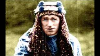 "T.E. Lawrence - Lawrence of Arabia - ""The Seven Pillars of Wisdom"" Literary discussion animation"