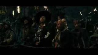 Пираты Карибского моря: На краю света (Трэйлер)