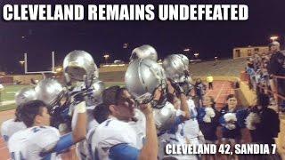 Cleveland Storm Football: Video by NMPreps.com