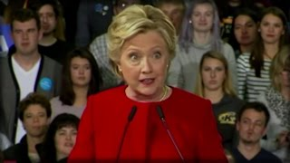 HILLARY SMACKED WITH HARSH DOSE OF REALITY AFTER THIS EMBARRASSING FOOTAGE FOUND