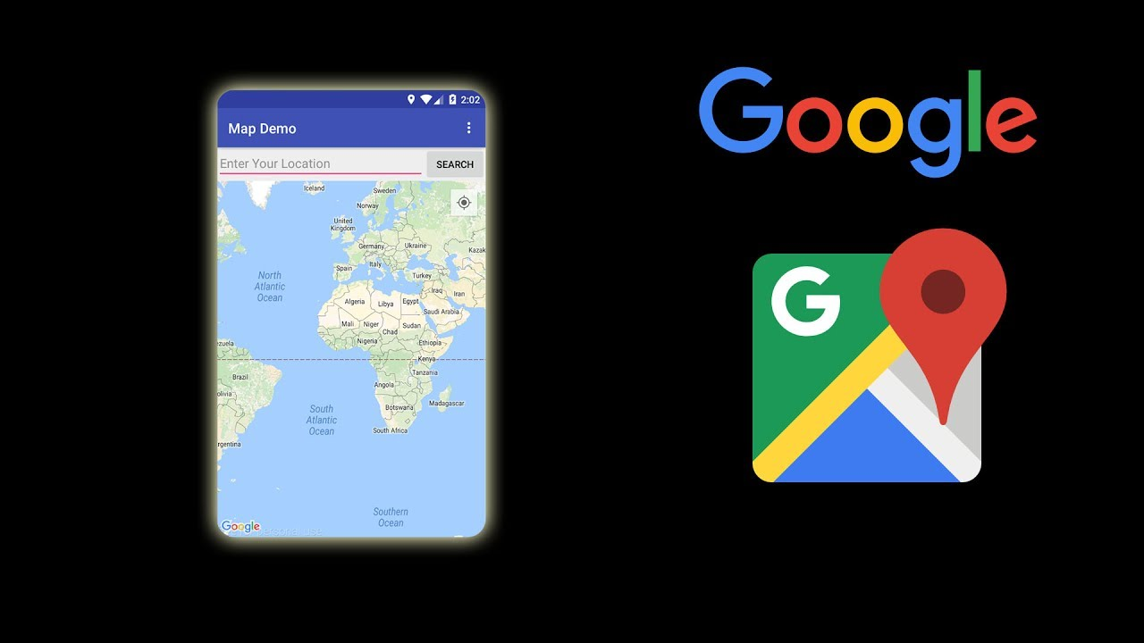 Android studio online google map app tutorial in hindi youtube android studio online google map app tutorial in hindi gumiabroncs Choice Image