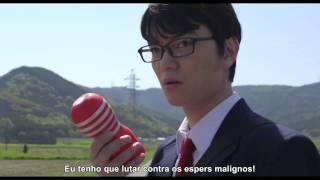 Minna! Esper Dayo!   Live Action Movie Trailer Legendado em portugês