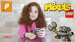 Распаковка лего миксели камзо 41538 очень интересная сборка Unboxing lego mixel