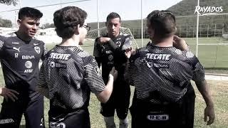 ¡Jorge Lopez y  José Enríquez vivieron una inolvidable experiencia rayada con el Equipo en el #RayadoPorUnDía!