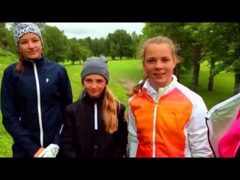 Mysig sammanfattning från Skandia cup i Sundsvall 2015