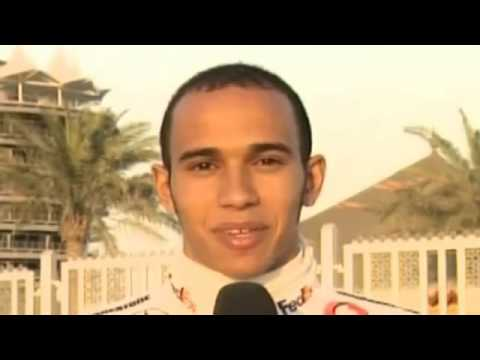 Lewis Hamilton - le virtuose