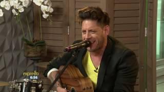 "Gavin Edwards performs ""Say Something"" LIVE!"