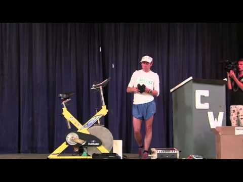 Ultra Running lecture by Michael Arnstein PART 2