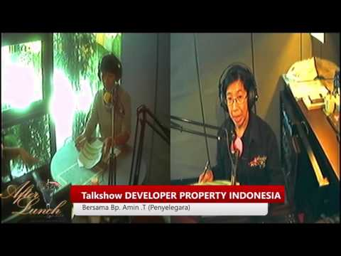 TALKSHOW MALC   DEVELOPER PROPERTY INDONESIA   14 Maret 2017