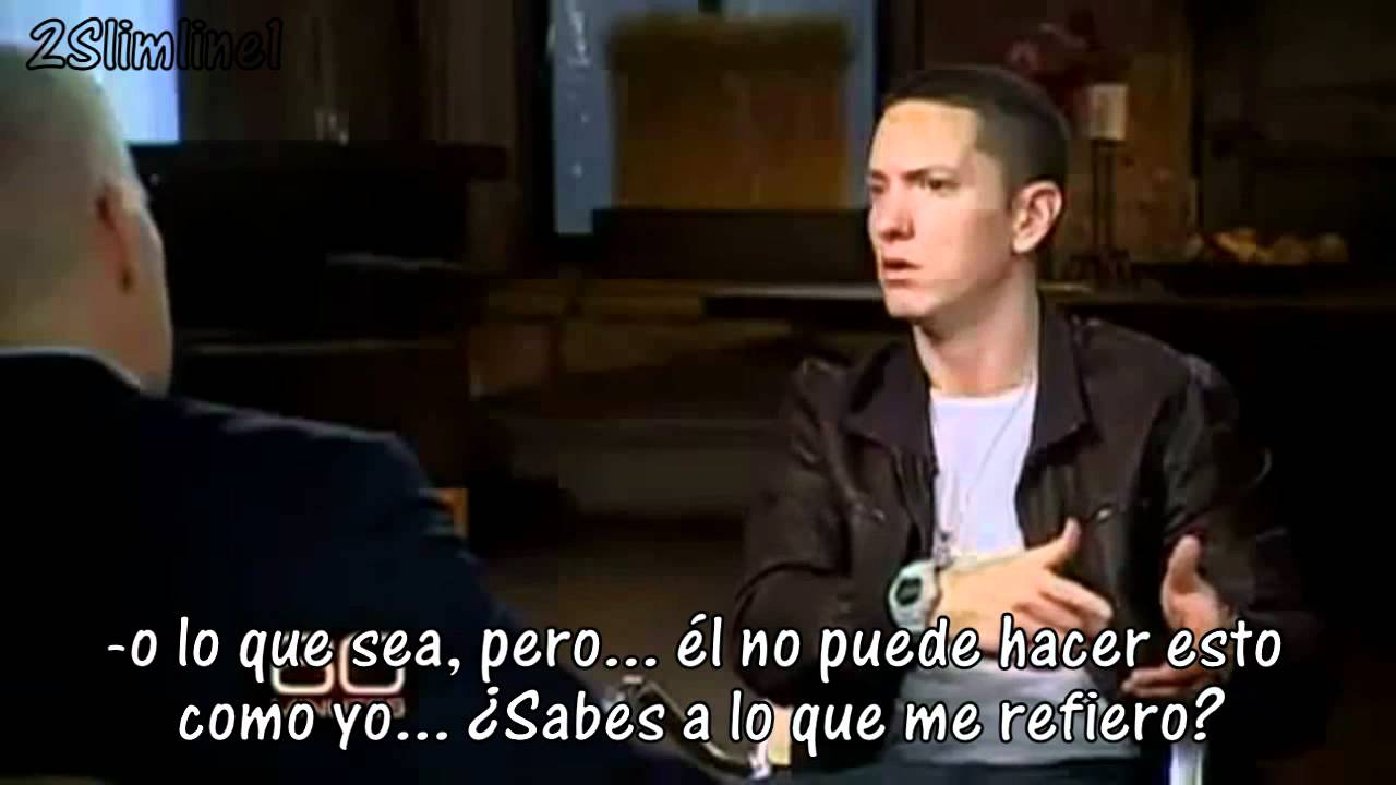 Download Entrevista a Eminem en '60 minutes' (Subtitulada al español) PARTE 1