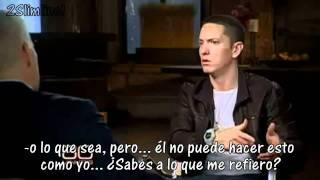 Entrevista a Eminem en '60 minutes' (Subtitulada al español) PARTE 1