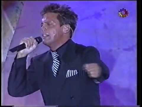 Amante del amor- Luis Miguel en vivo 1997