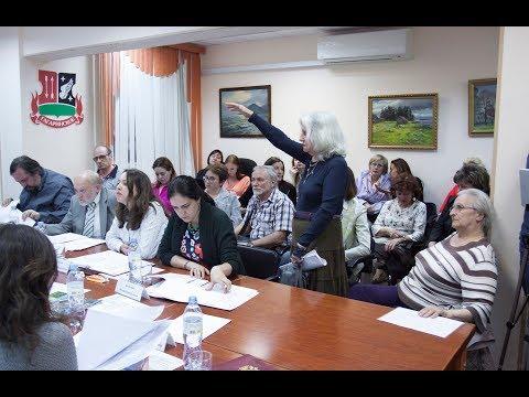 Заседание №21 Совета депутатов муниципального округа Гагаринский.