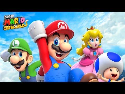 GATITOS KAWAII - Mario 3D World - Ep1