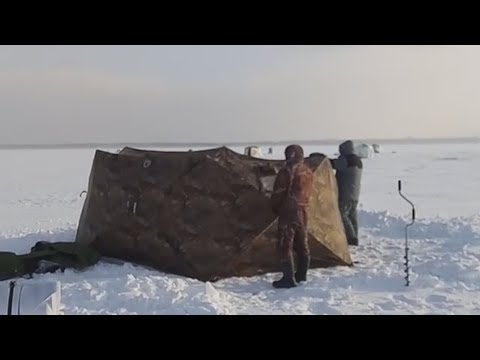 Отец и 3 сына найдены мёртвыми на рыбалке