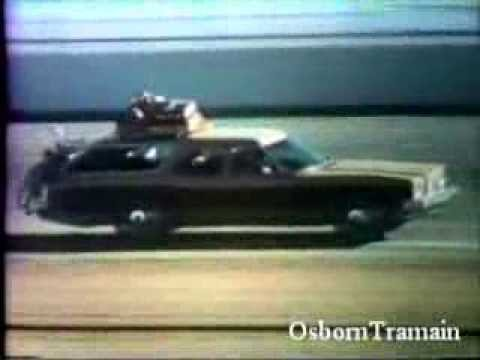 Quaker State Motor Oil Commercial with Pontiac Safari featuring Joseph Campanella