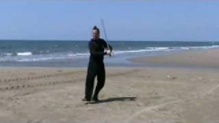 Tai Chi forma spada 32 posizioni taiji sword