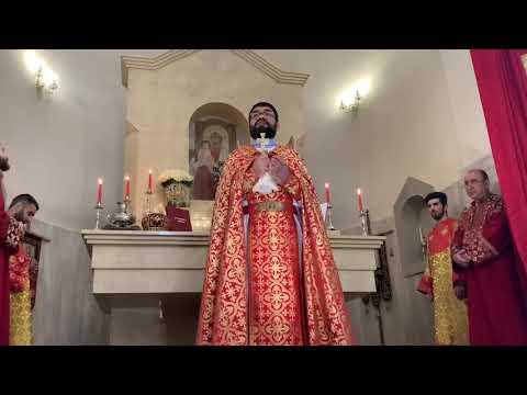 ПАСХА 2020. Армянская церковь Св. Стефана, г. Калининград