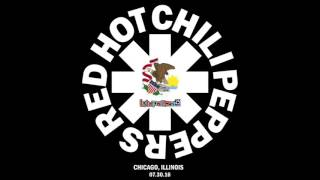 Red Hot Chili Peppers live Chicago, IL 7/30/2016 ((FULL SHOW))