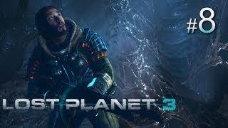Lost Planet 3 прохождение с Карном. Часть 8
