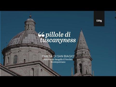 Pills of Tuscanyness - Chiesa di San Biagio (Antonio da Sangallo il vecchio)