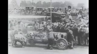 First Indy 500 - 1911