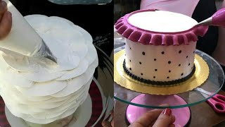 30 УДИВИТЕЛЬНЫЕ УКРАШЕНИЯ ТОРТОВ 30 AMAZING DECORATIONS OF CAKES