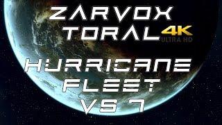 [Eve Online] Hurricane Fleet Issue vs 7-man Gang