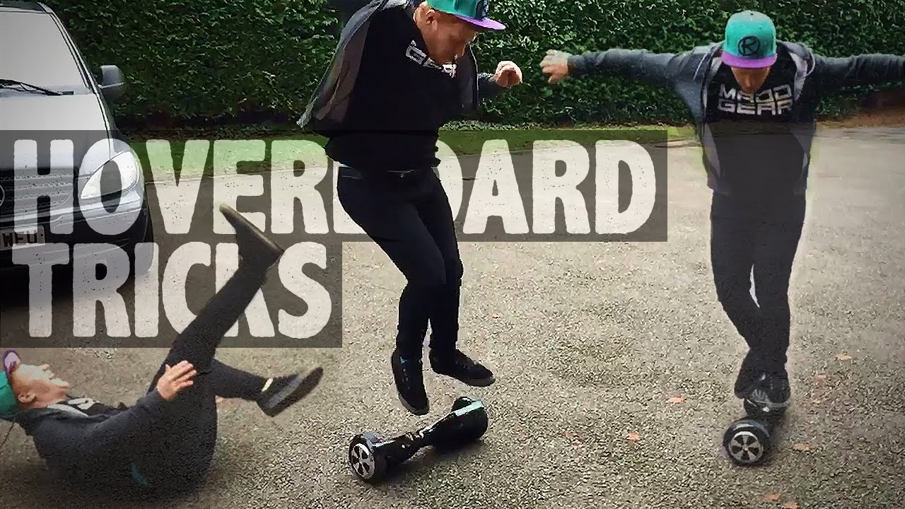 Cool Hoverboard Tricks Youtube
