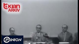 Opinion - Emision per Enver Hoxhen 1 (29 janar 2004)