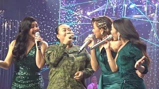JONA with Morissette & Regine Velasquez on ASAP NATIN TO!!! The General's Daughter Launch