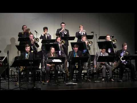 UNI Jazz Band One - Sinfonian Dimensions in Jazz 2017 (Feb. 17)