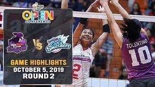 Choco Mucho vs. Creamline - October 5, 2019 | Game Highlights | #PVL2019