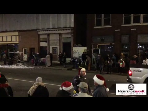 2018 Hopkinsville Christmas Parade