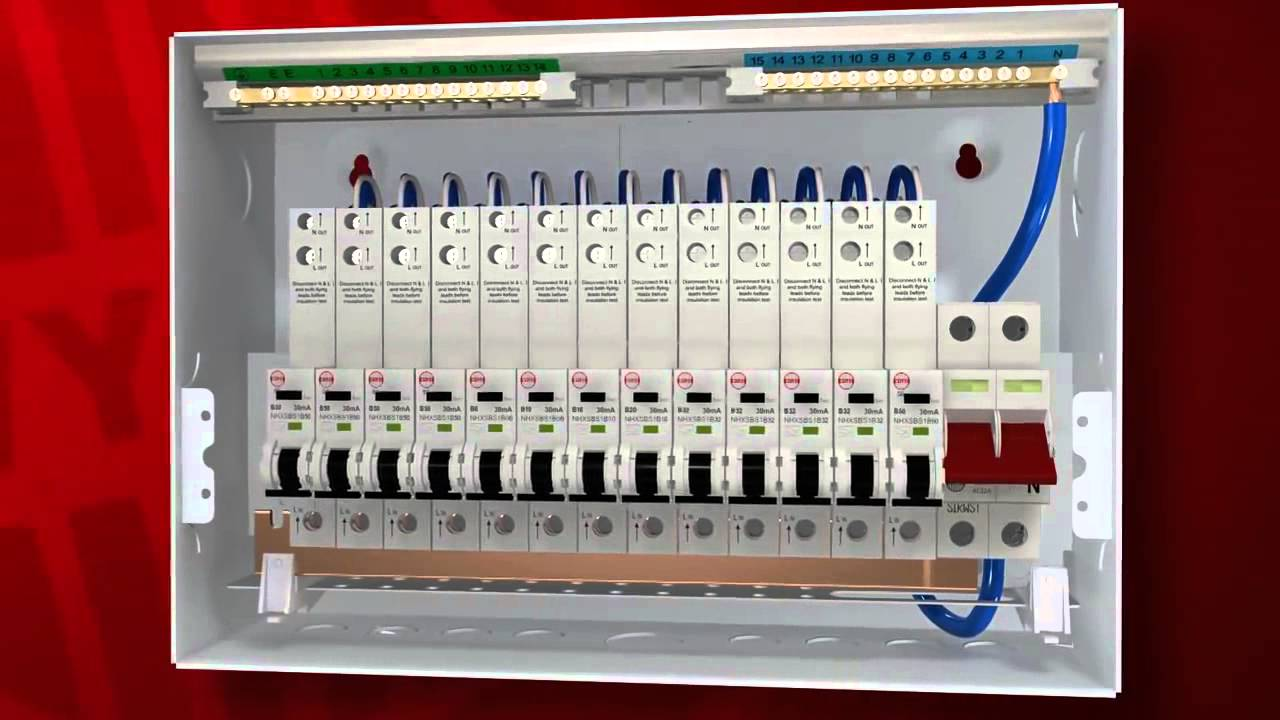 maxresdefault?resize=665%2C374&ssl=1 shed consumer unit wiring diagram the best wiring diagram 2017 how to wire a consumer unit diagram at gsmportal.co