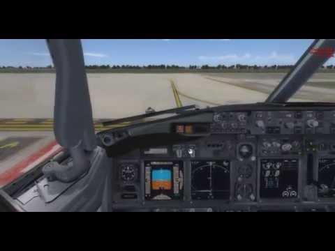 [P3D] PMDG 737  | AUSTIN - SAN JOSE | PRO-ATC X