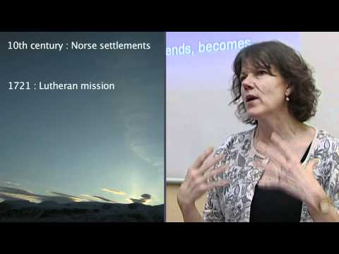 Kalaallisut, language of Greenland - A lecture by Lenore Grenoble