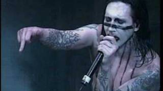 Marilyn Manson-Rock Is Dead live