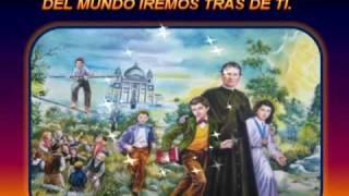 CANCION DON BOSCO PADRE MAESTRO Y AMIGO KARAOKE