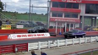 2011 Pure Stock Drags