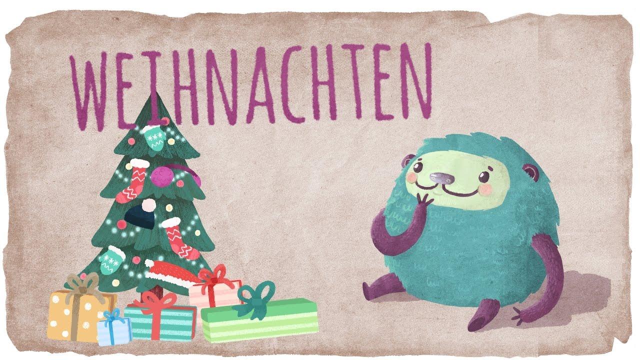 Weihnachten mit Flunkeblunk für Kinder