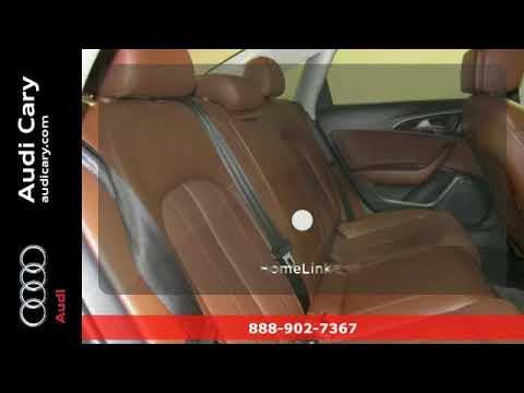 Used Audi A Cary Raleigh NC APA YouTube - Audi cary