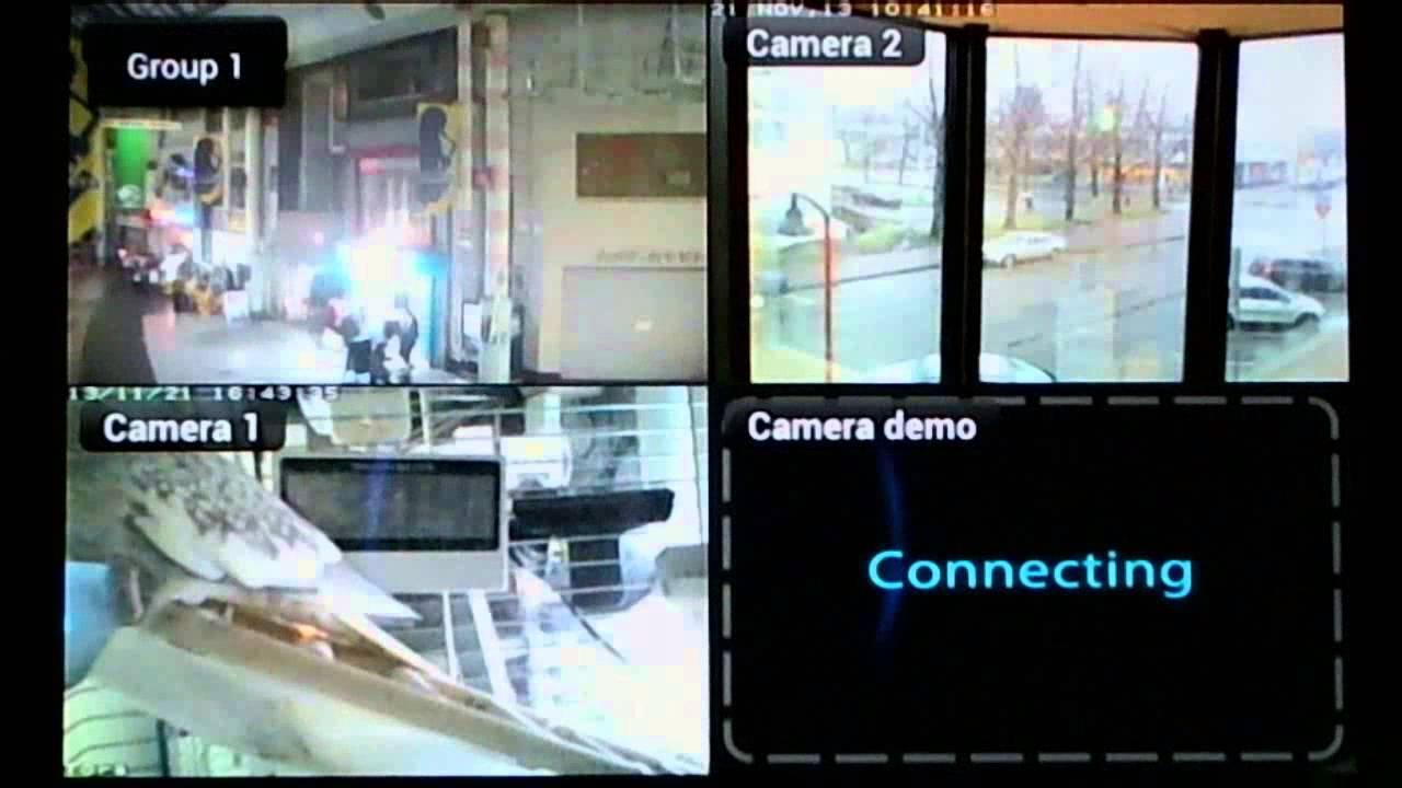 Drivers for Panasonic BL-VT164W Network Camera