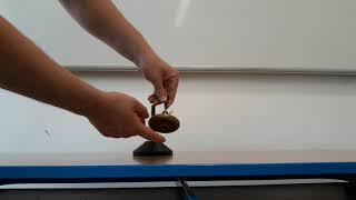 Kinetická Energie Tuhého Tělesa - Setrvačník - Experiment