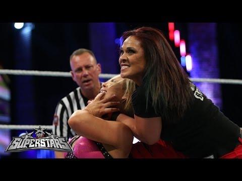 Natalya vs. Tamina: WWE Superstars, May 1, 2014
