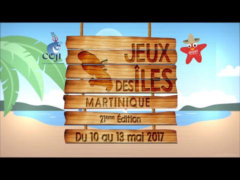 Teaser Officiel - Jeux des Iles 2017