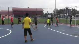 Futsal @ Hutan melintang