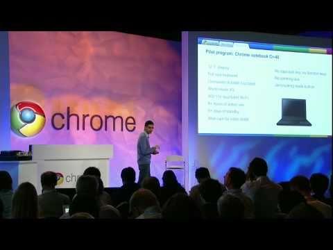 Chrome Event 12/7/10 (3 of 4) - Chrome OS
