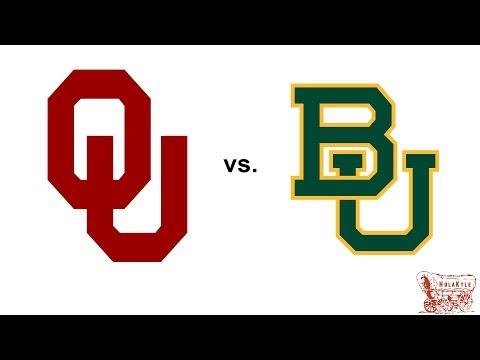 Oklahoma Highlights vs Baylor - 9/23/17